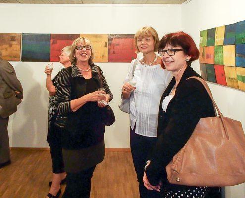 Exposición de Pinturas de la Artista Belinda Tami. Galería Peripherie-Arts Boll Berna.