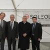 Inauguración nueva planta de Soleol