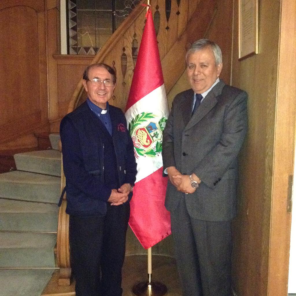 embajada italiana en peru: