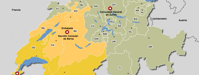 Embajada del Perú en Suiza