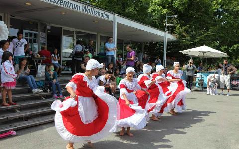 Primer encuentro de comunidad peruana en Zúrich