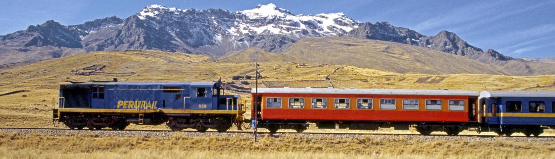 Tren perurail Cusco
