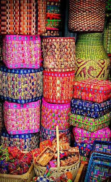 canastas peruanas
