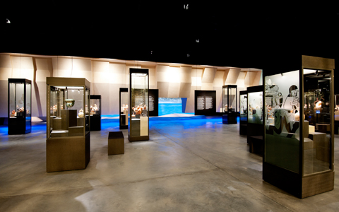 Exposición sobre cultura mochica se exhibe en Suiza