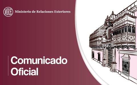 Plantilla Comunicado Oficial