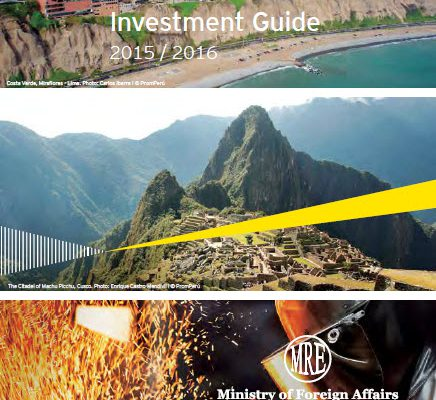 Peru Business and Investment Guide 2015-2016