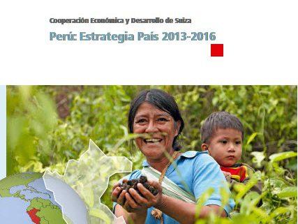 Peru Estrategia Pais 2013-2016