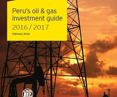 Peru's Oil and Gas Investment Guide 2016-2017