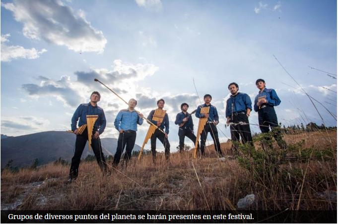 2ndo Festival Musica de las Alturas