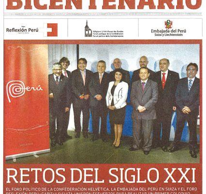 Perú Rumbo al Bicentenario