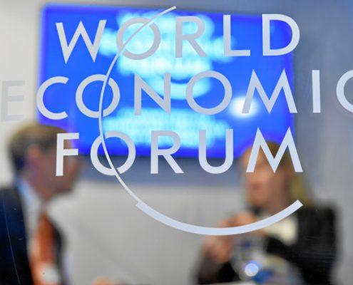 World Economic Forum 2016: The Logo