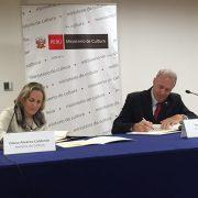 Firma de un Acuerdo Bilateral entre Perú y Suiza