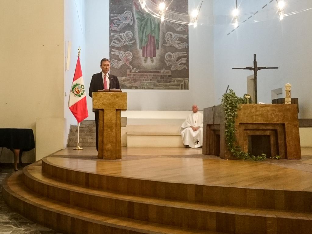 Fiesta Nacional del Perú en Berna- 28 de Julio de 2016-20