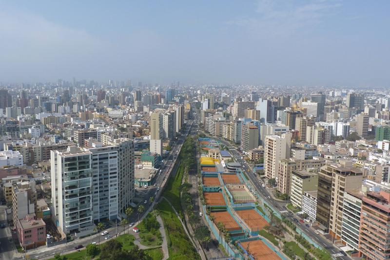 Vivir en el Perú