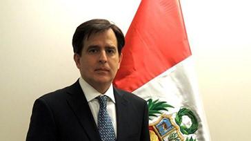 Embajador Luis Chávez Basagoitia