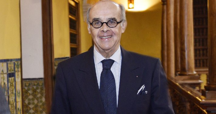 Canciller Ricardo Luna