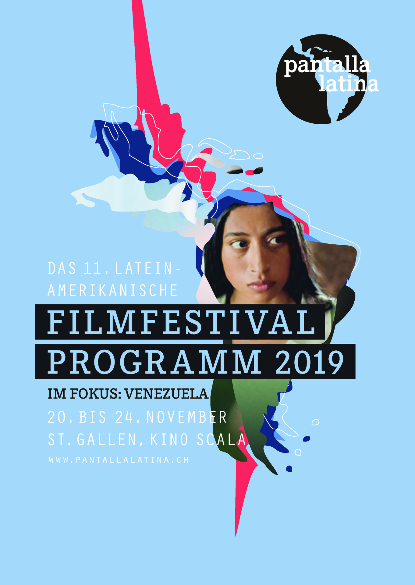 11 Festival de cine Pantalla Latina - St-Gallen