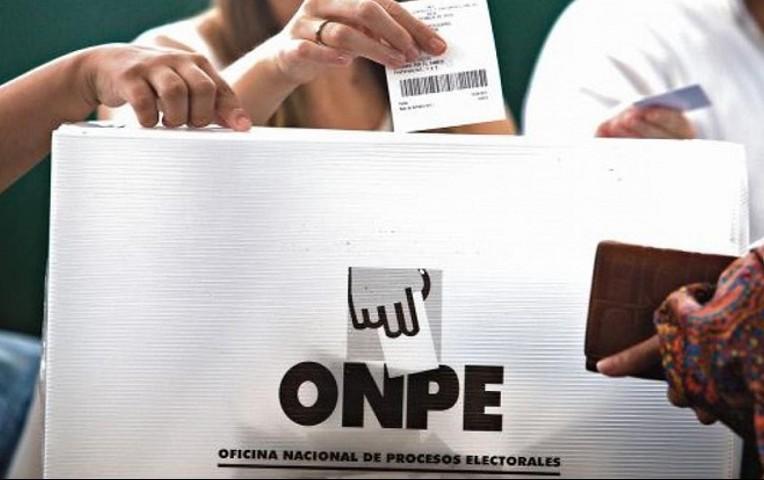 Elecciones Congresales Extraordinarias 2020 Archives - Embajada ...