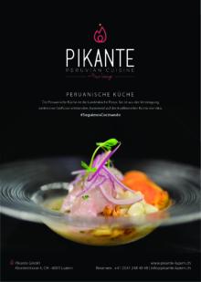 PIKANTE Peruvian Cuisine & Pisco Lounge