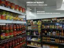 American Market – Ginebra